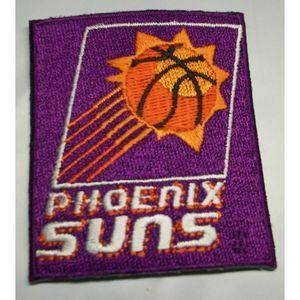 """NBA Phoenix Suns 2 1/8"""" 2001 Logo Iron-on Patch"""